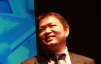 中尾 彰宏:治療に貢献するITシステムを作りたい
