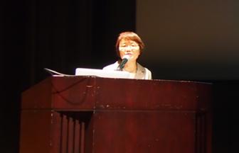 岡山慶子:ピンクリボン活動、認知率95%の秘密~社会の課題を企業活動を通して解決~
