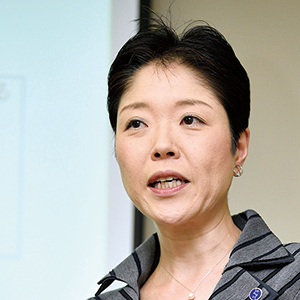 山口育子 認定NPO法人ささえあい医療人権センターCOML理事長