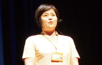 小池 京子:あなたのために 笑顔でGo!